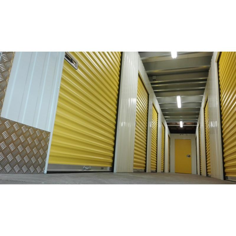 Location de Box de stockage en acces libre