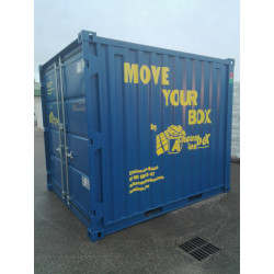 container 10'