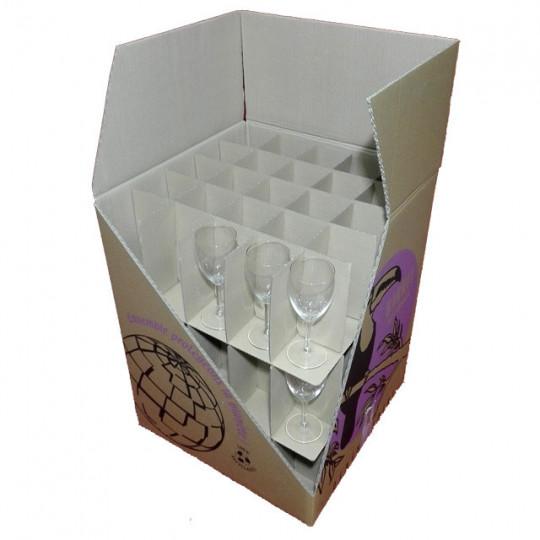 Carton Barrel 75 verres
