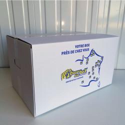 carton de déménagement standard