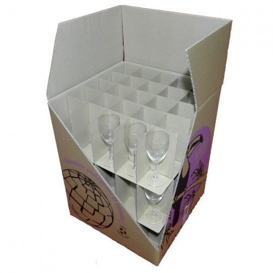 Carton Barrel 100 verres
