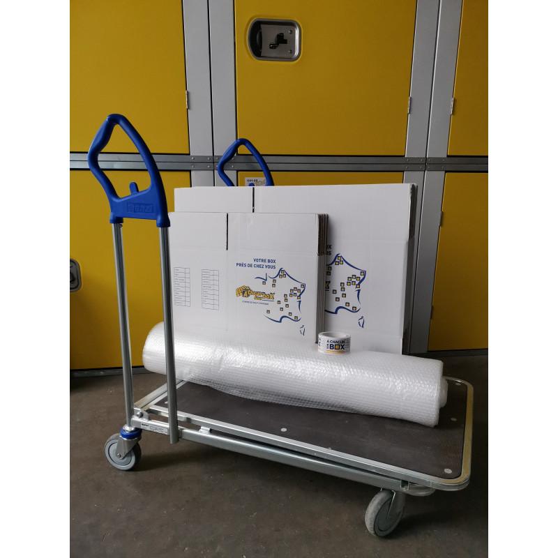 le pack déménagement facile pour studio d'étudiant, laboxboutik, a chacun son box chalon-sur-saone