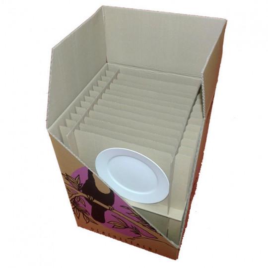 Carton Barrel 24 assiettes