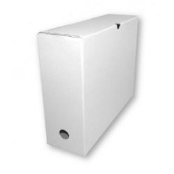 Boite archives blanche dos 10cm