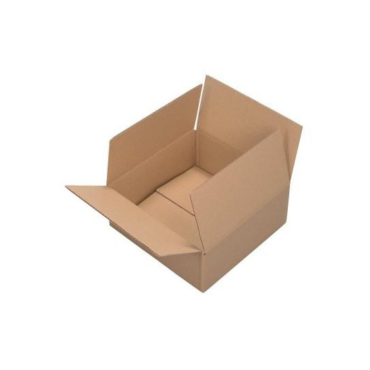 Carton poste brun 30x20x14