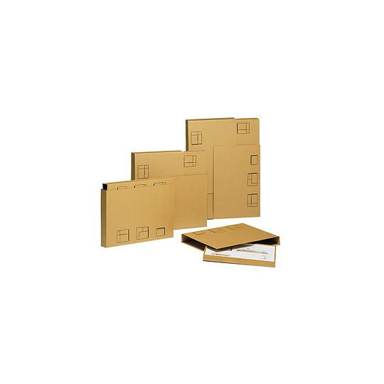 Carton extensible tableau