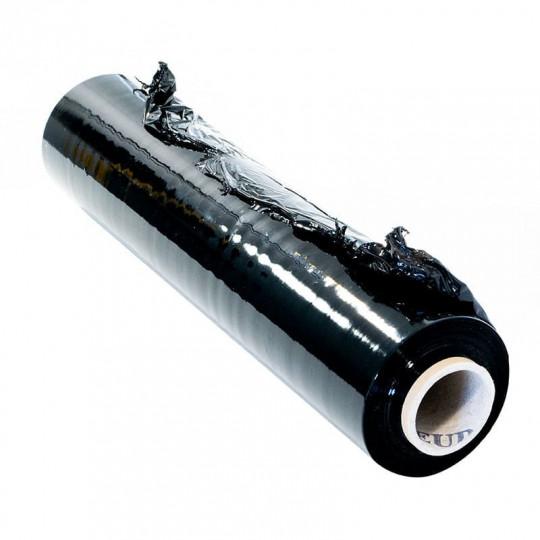 rouleau de film étirable noir
