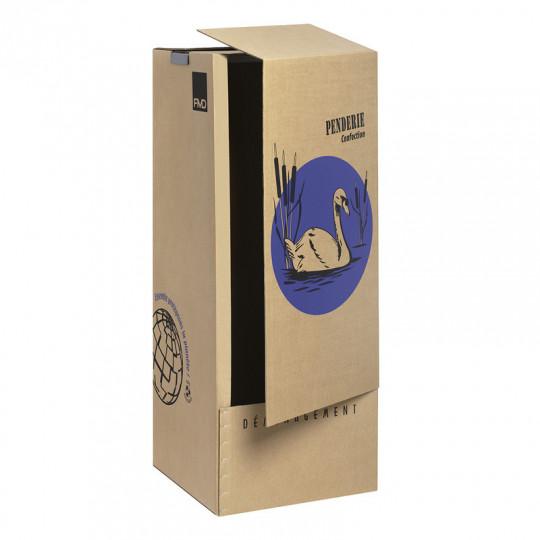carton déménagement Penderie confection grand modèle