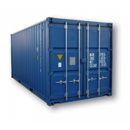 Location container 20' 14m2