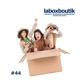 PitchBox#44 ! En mode Jumanj'in'carton !  C'est parti pour l'aventure entre potes  #carton #déménagement #laboxboutik #venteenligne #drive #collect #livraison #beaune #chalonsursaone #bourgogne #zen