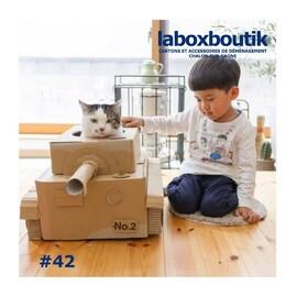 PitchBox#42 !  Capitaine Chat d'Gouttière au rapport ! Paré à la chasse au méchants !    #carton #déménagement #laboxboutik #venteenligne #drive #collect #livraison #beaune #chalonsursaone #bourgogne #zen