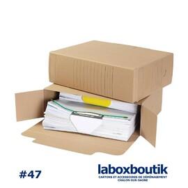 PitchBox #47 ! Avant la pause du mois d'Aout, on finalise la mise aux archives  #carton #déménagement #laboxboutik #venteenligne #drive #collect #livraison #beaune #chalonsursaone #bourgogne #zen