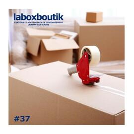 PitchBox#37 ! Que celui qui ne s'est jamais battu avec un rouleau de scotch se taise car il ne connait pas sa chance ! 😂 D'ou l'intérêt du dérouleur d'adhésif, l'outil pro qui facilite la fermeture des cartons de déménagement, sourtout lorsque vous en avez quelques dizaine !  #carton #déménagement #laboxboutik #venteenligne #drive #collect #livraison #beaune #chalonsursaone #bourgogne #zen